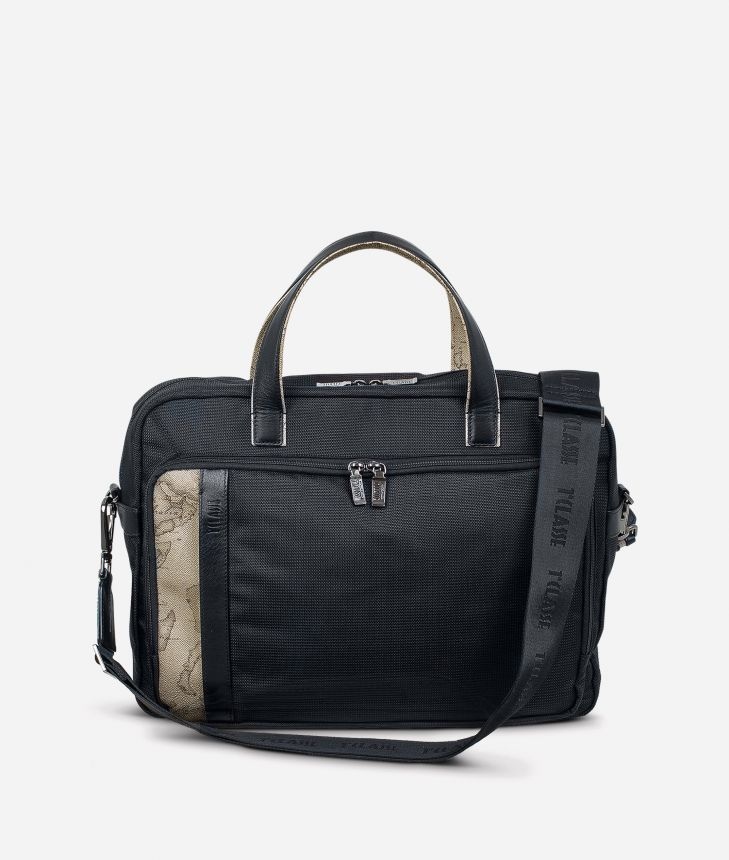 Work Way Nylon briefcase,front