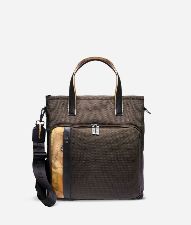 Work Way Nylon shopping bag,front