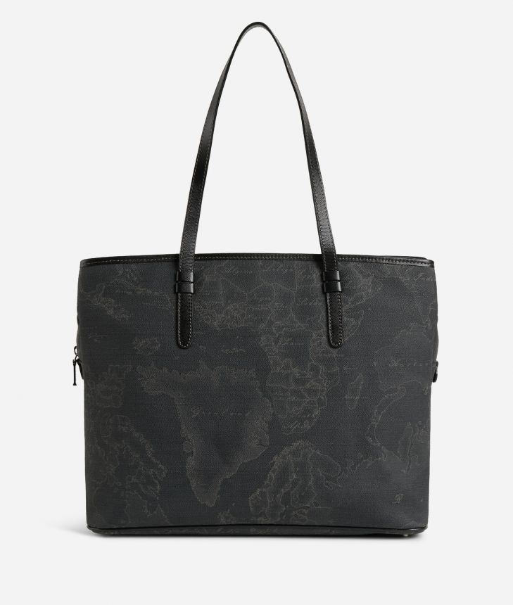 Geo Classic Large business shoulder bag,front