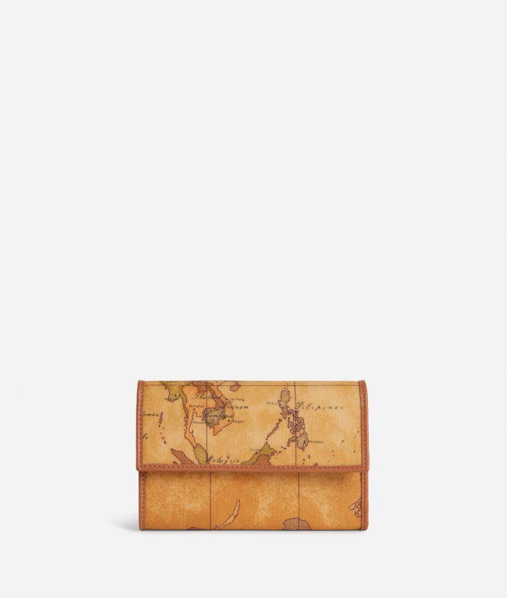 Geo Classic Medium wallet,front