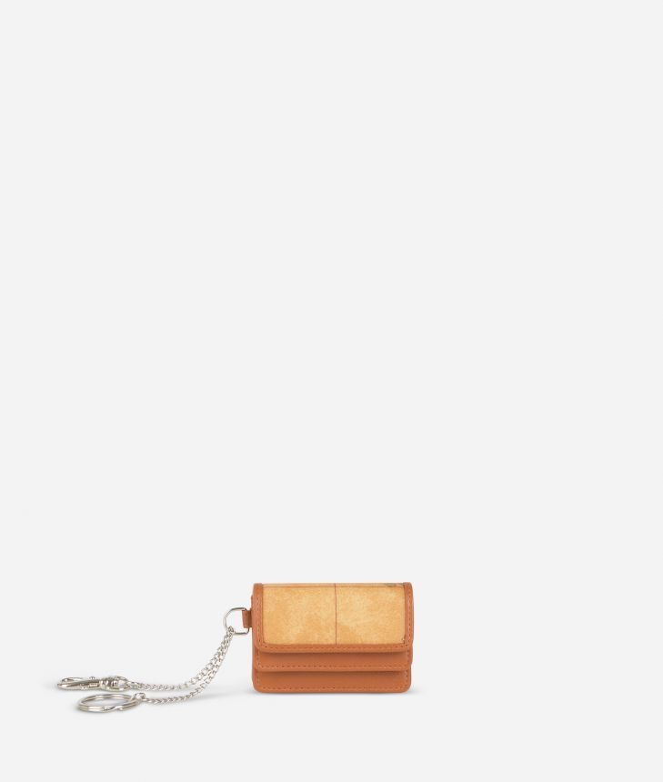 Geo Classic Key ring pouch,front