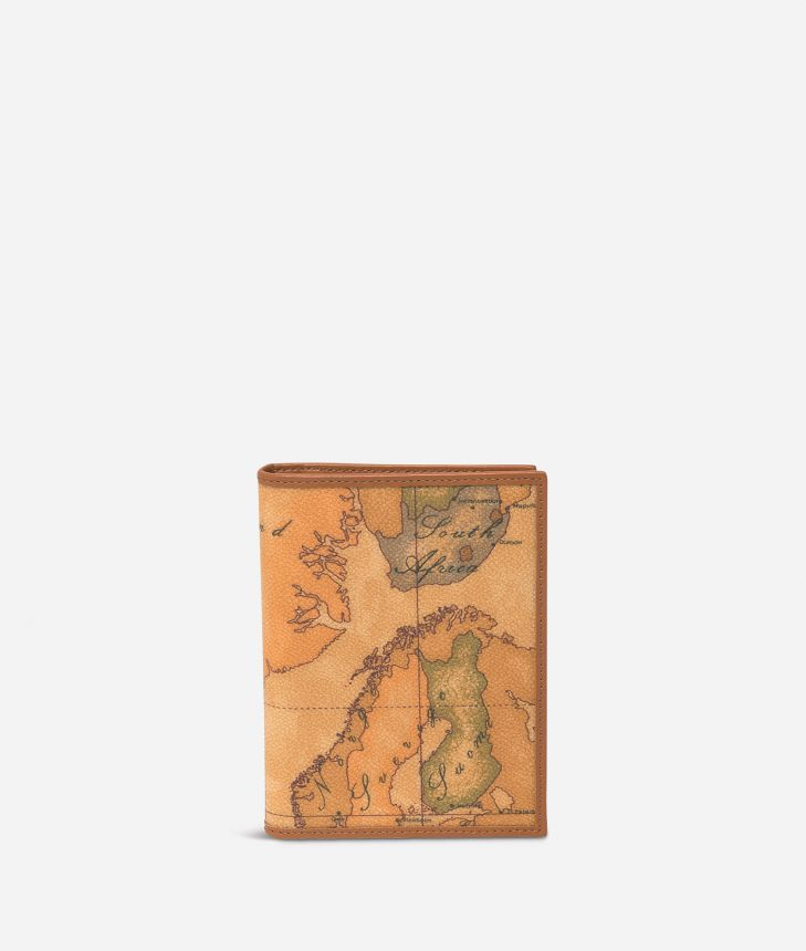 Geo Classic Passport cover,front