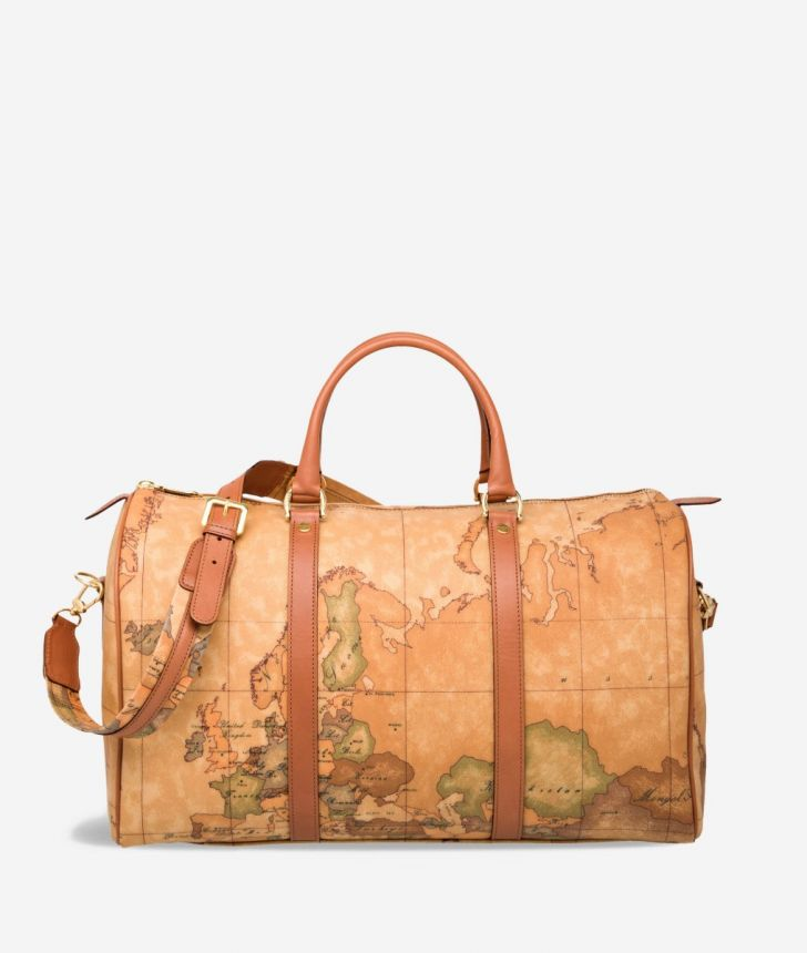 Geo Classic Borsa weekend con tracolla,front
