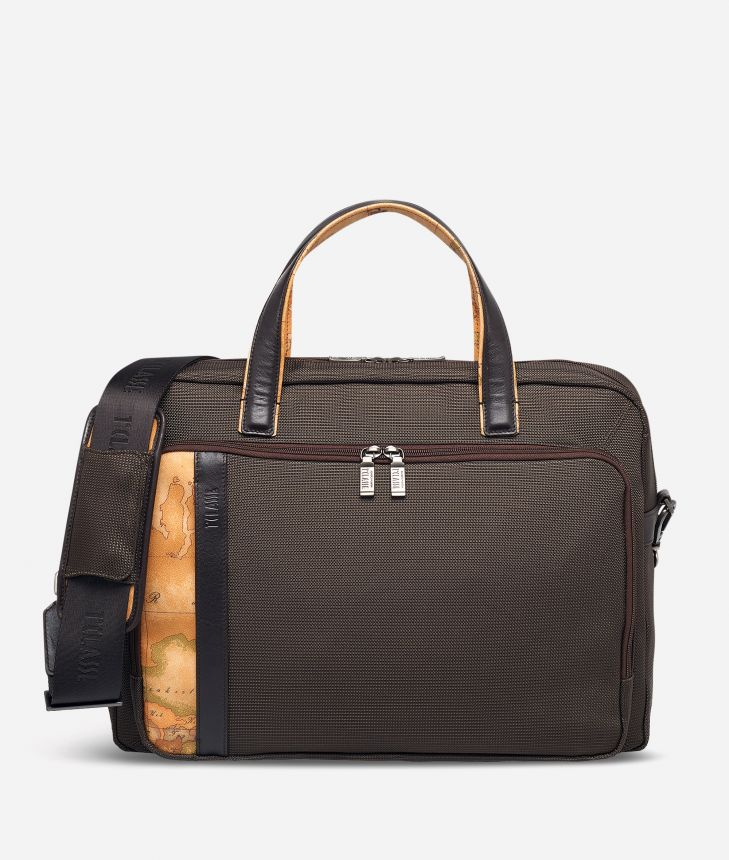 Work Way Nylon briefcase,front