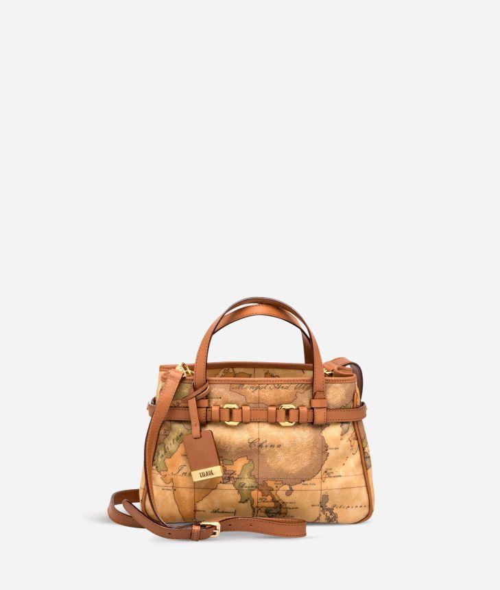Geo Classic Small handbag,front