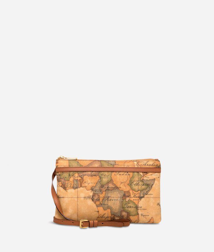 Geo Classic Medium crossbody bag,front