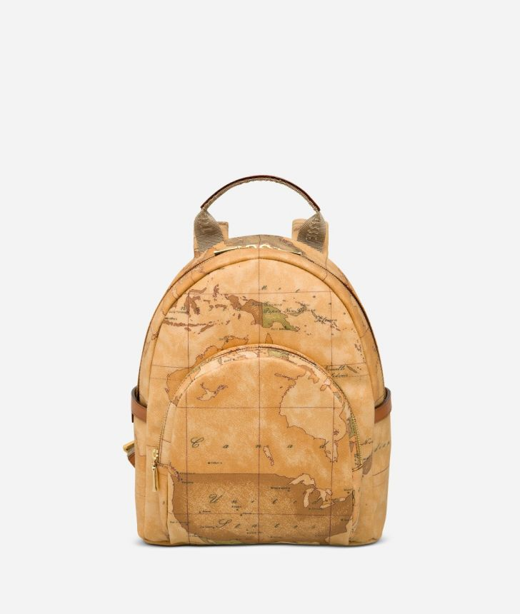 Geo Classic Small backpack,front
