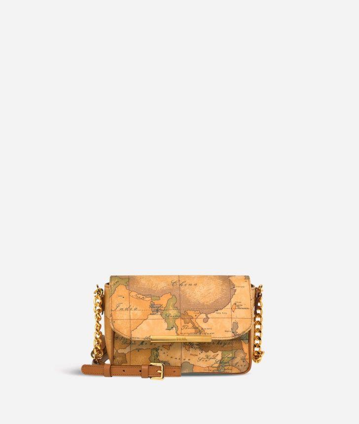 Geo Classic Mini crossbody bag,front