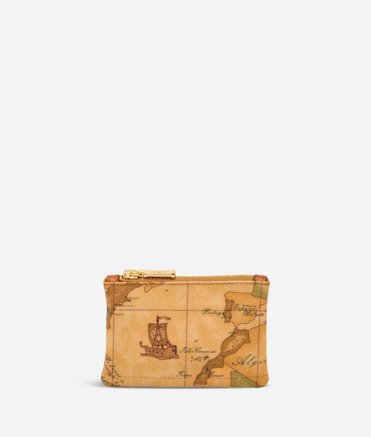 Geo Classic Rectangular pouch,front