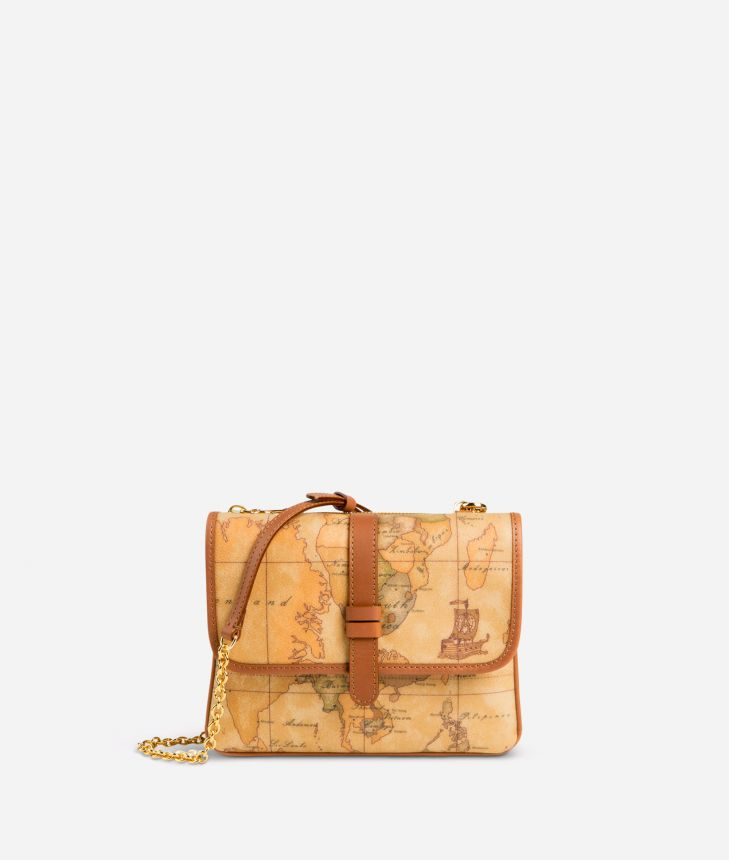 Geo Classic Small crossbody bag,front