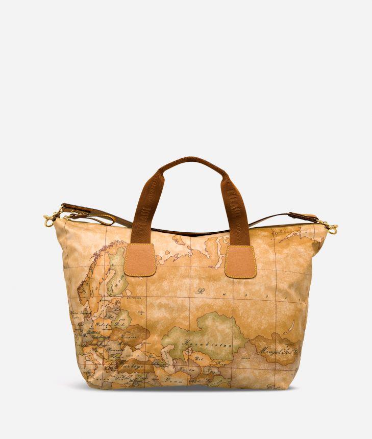 Geo Soft Medium handbag,front