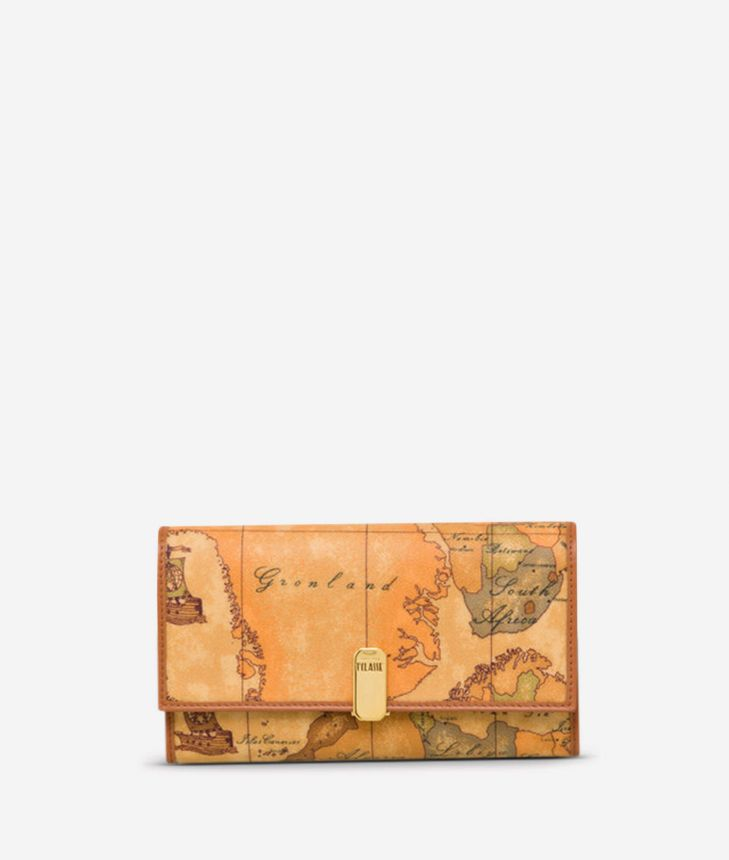 Geo Classic Large wallet,front