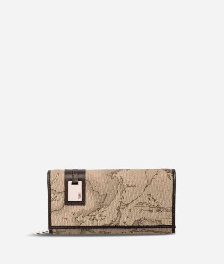 Geo Tortora Large wallet,front