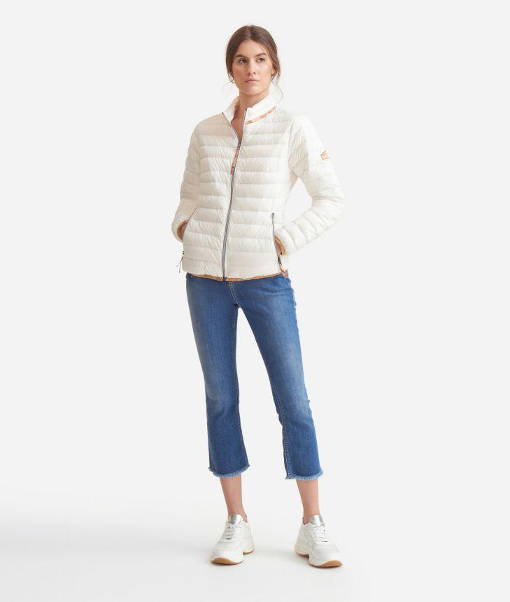 Padded jacket White,front