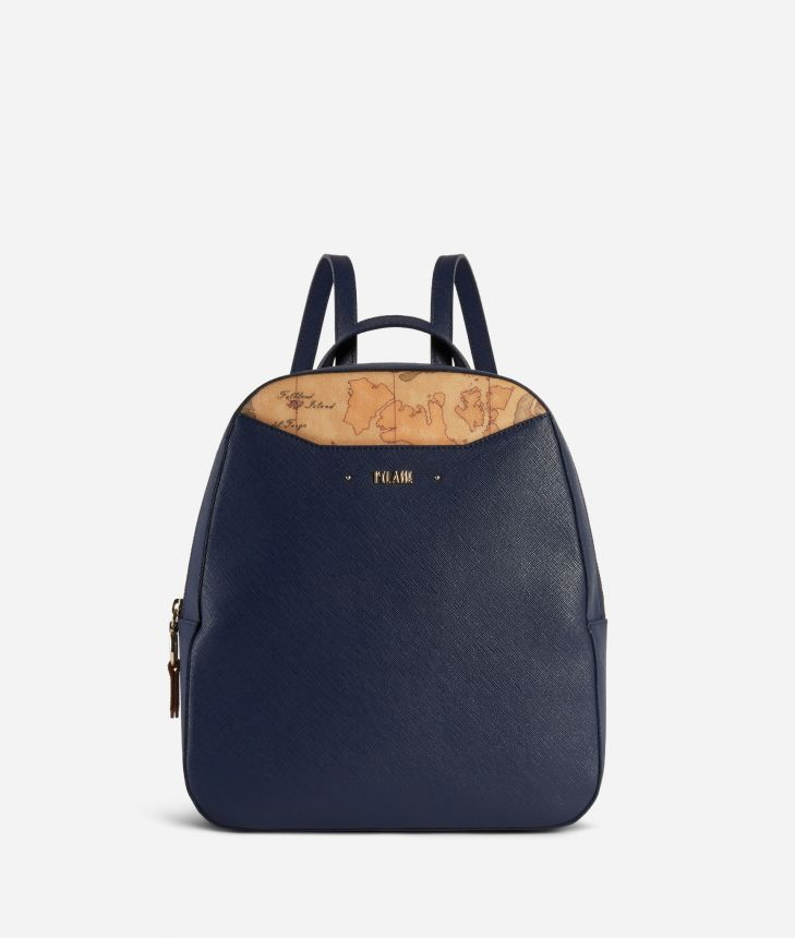 Star City Backpack Blue,front