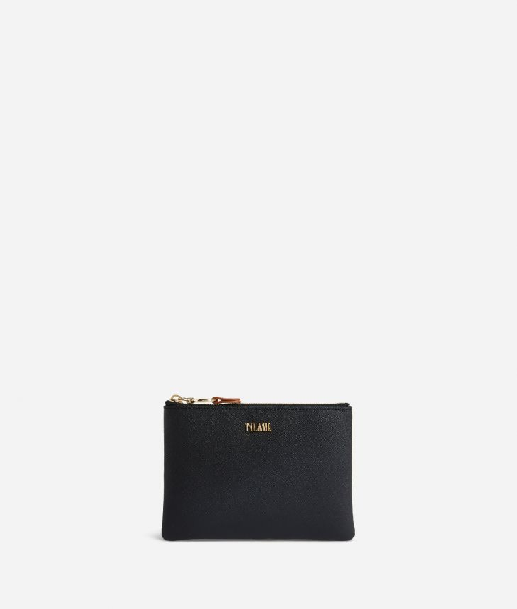 Star City Pouch Black,front