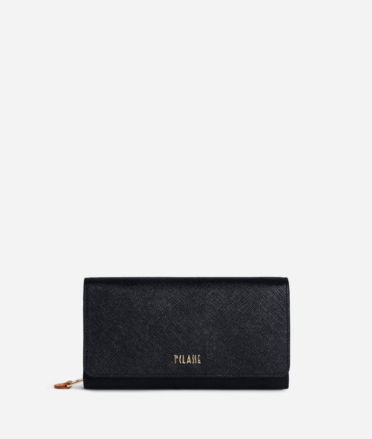 Star City Bifolder wallet Black,front