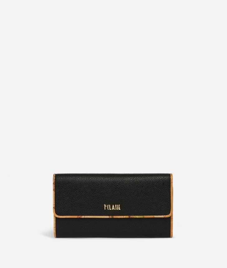 Dream Way Bifolder wallet Black,front