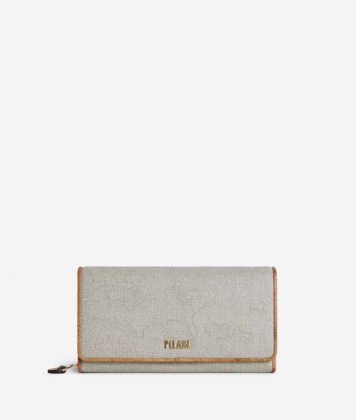 Dream Geo Woman's wallet Sand,front