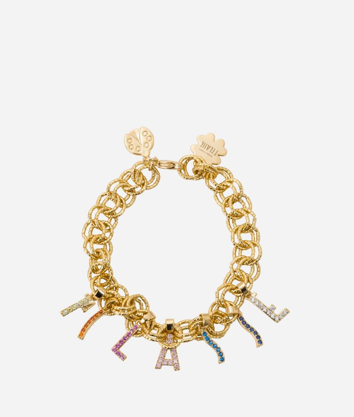 Bracelet with Charms 1a Classe,front