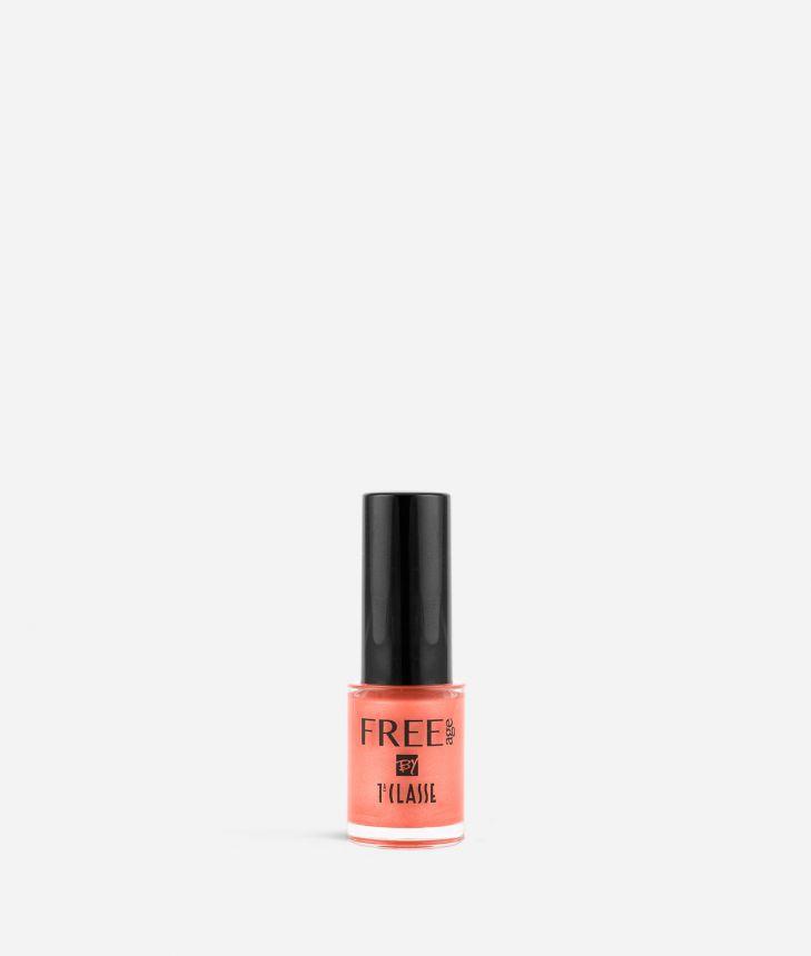 Easy Glam Fard e lip gloss Arancione,front