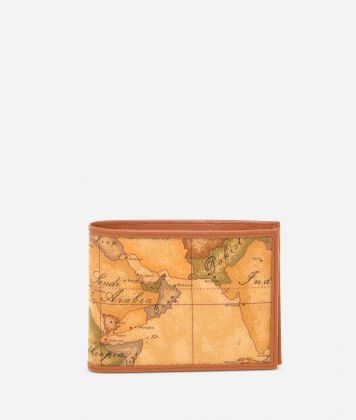 Geo Classic Wallet with coin pocket