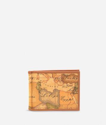 Geo Classic Portabanconote con clip