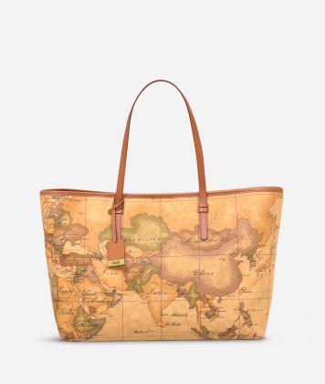Geo Classic Maxi shopping bag