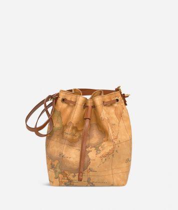 Geo Classic Medium bucket bag