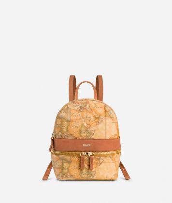 Geo Classic Small backpack with logo
