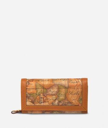 Geo Soft Large wallet with pocket