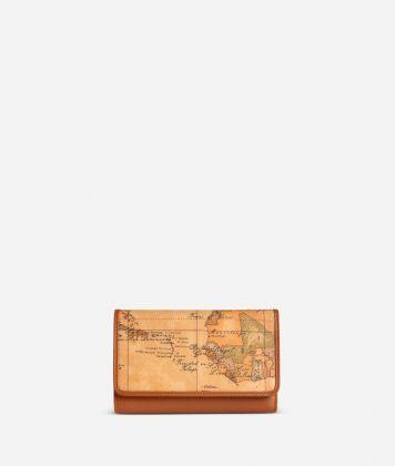 Geo Classic Portafogli piccolo con tasca