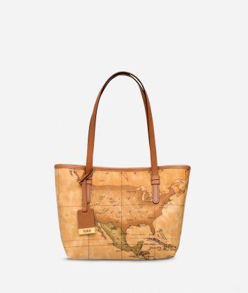 Geo Classic Small Shopping Bag