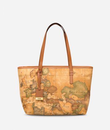 Geo Classic Medium shopping bag