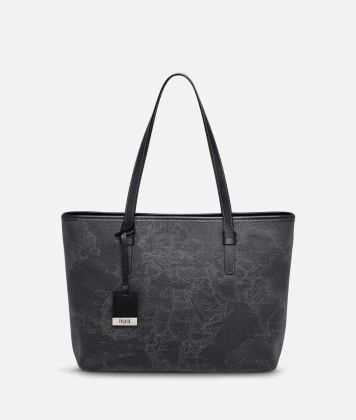 Geo Black Borsa shopping media
