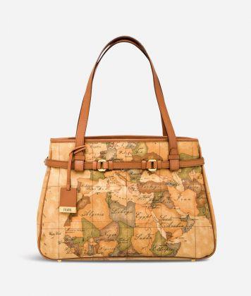 Geo Classic Large shoulder bag