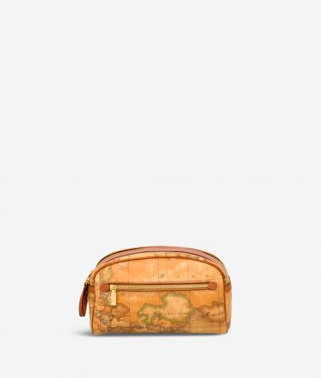 Geo Classic Large beauty case with pocket