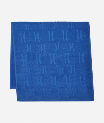 Telo mare 1C Monogram Blu Cobalto