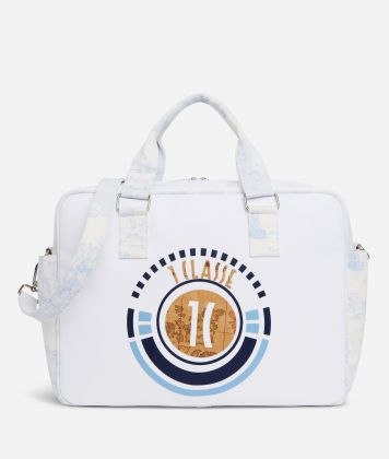 Baby changing bag with 1C logo