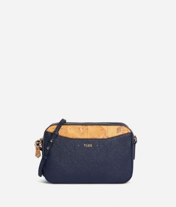 Star City Medium crossbody bag Blue