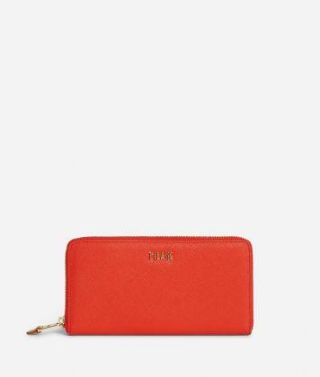 Star City Ziparound wallet Red