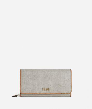 Dream Geo Woman's wallet Sand