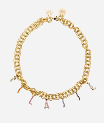 Necklace with Charms 1a Classe
