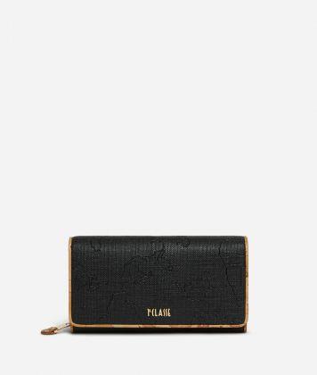 Dream Geo Woman's wallet Black