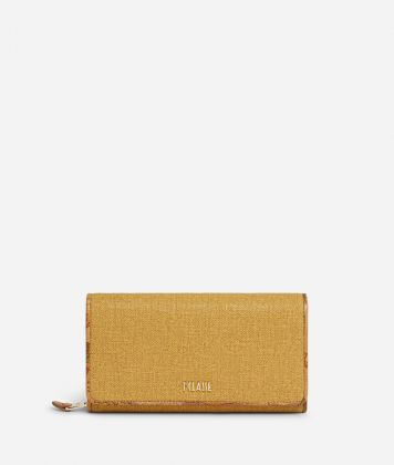 Dream Geo Woman's wallet Grain Yellow