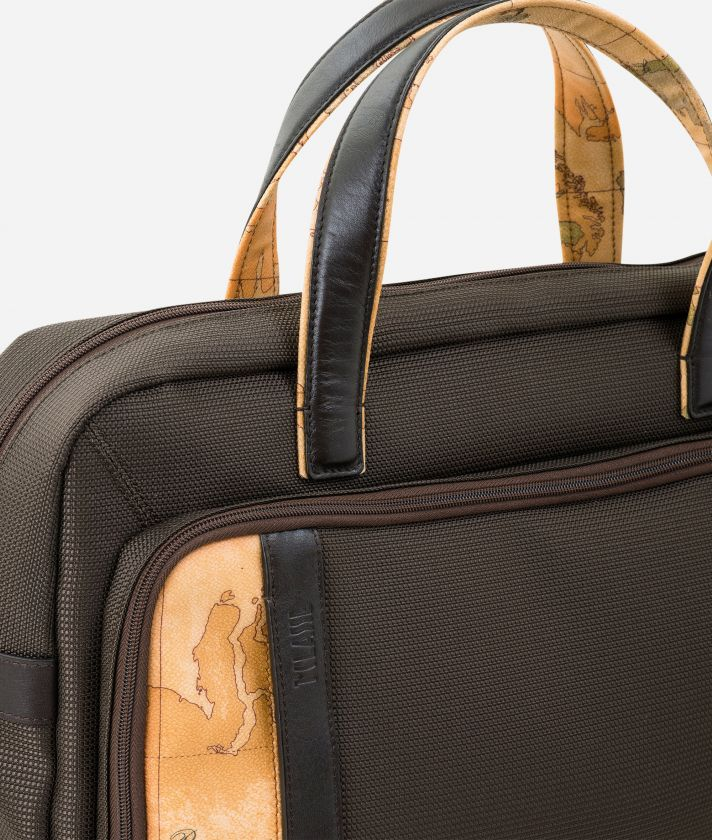 Work Way Nylon briefcase
