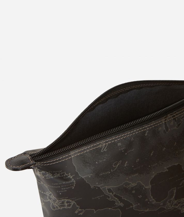 Geo Soft Black Pochette portatutto