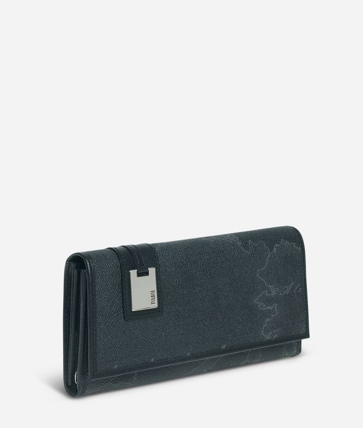 Geo Black Large wallet
