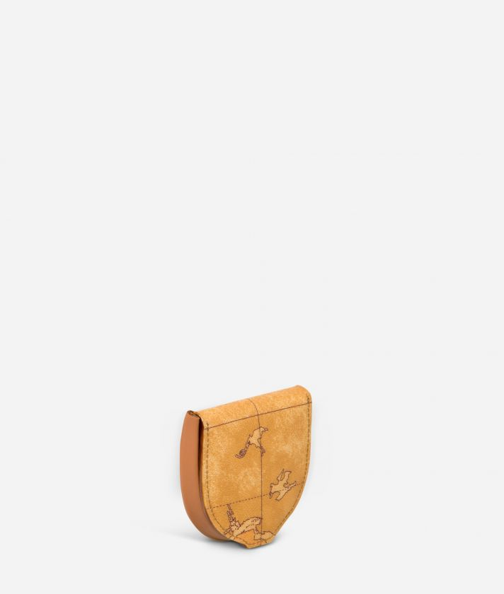 Geo Classic Folding coin purse