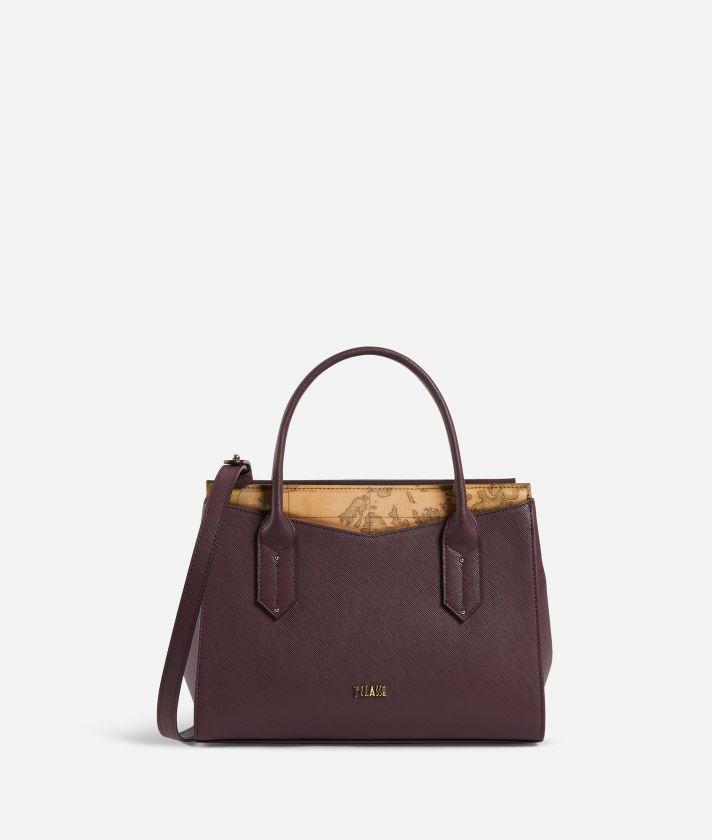 Art City Small Handbag Purple